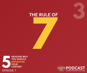 5 Reasons Why You Should Repurpose Your Content - R3