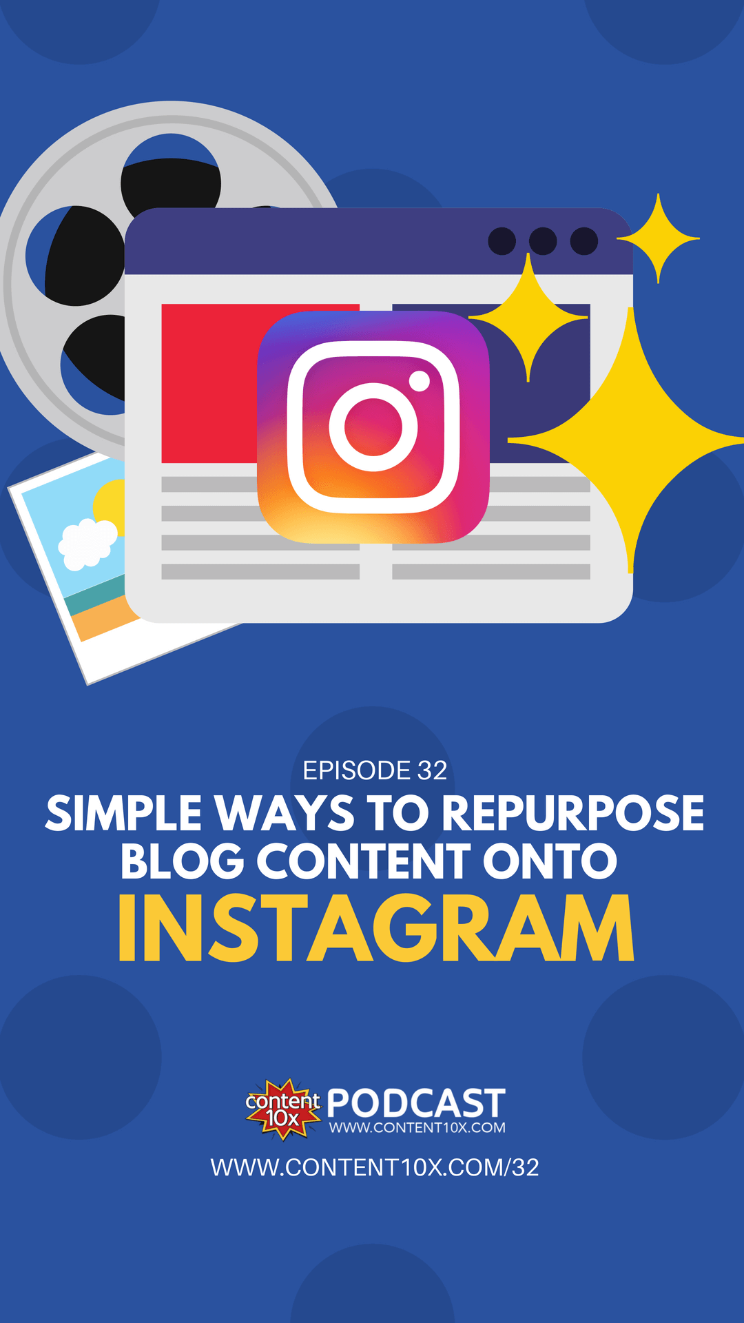 Simple Ways to Repurpose Blog Content onto Instagram