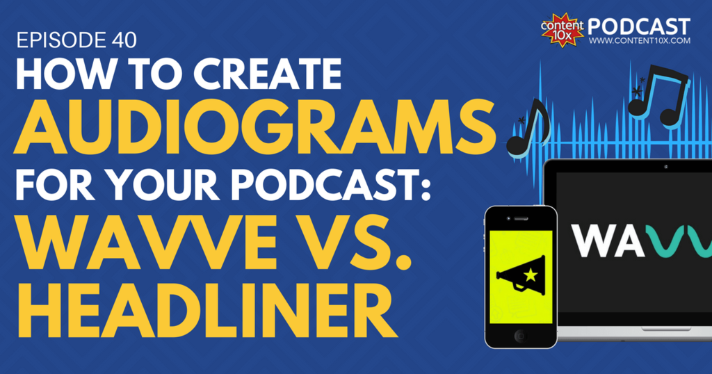 How to Create Audiograms for your Podcast