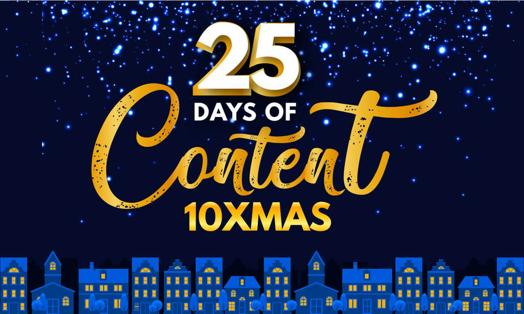 25 Days of Content-XMas