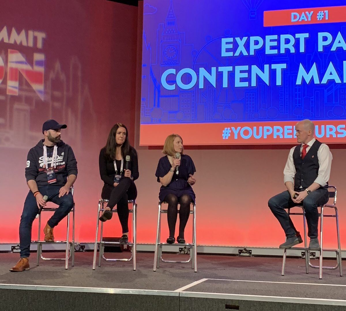 8 Ways to Create Content at Live Events