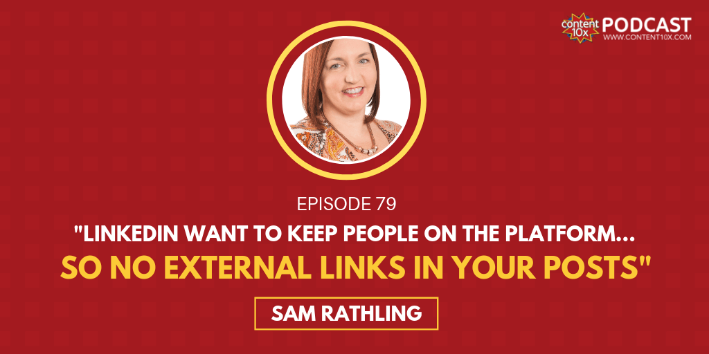 What's working on LinkedIn with Sam Rathling