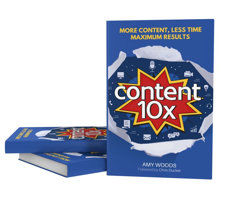 Content 10x Book