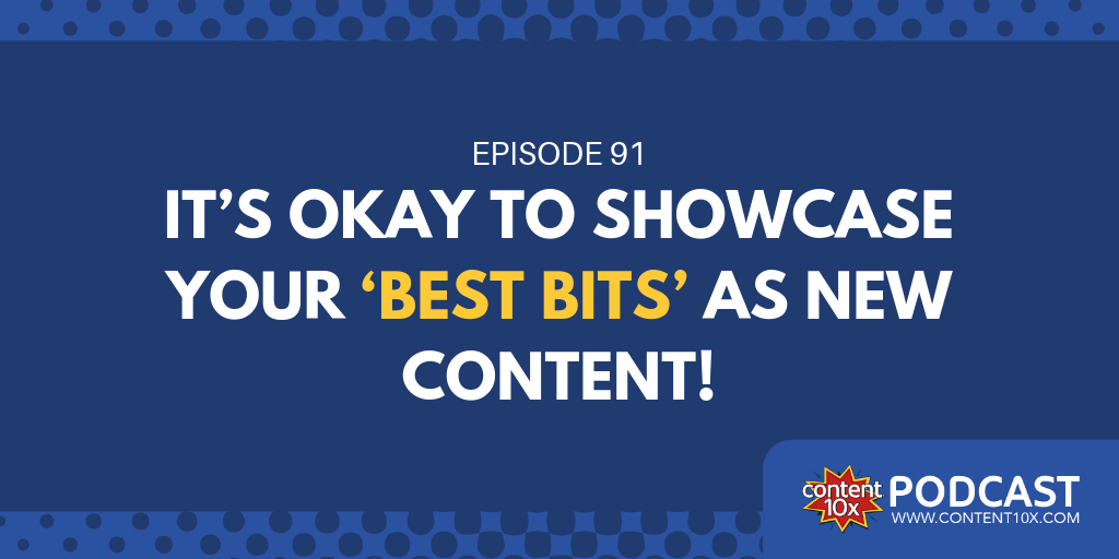 Repurposing to Stay Consistent with your Content