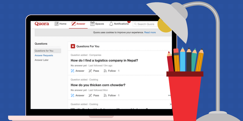 How to Repurpose Your Blog Posts on Quora