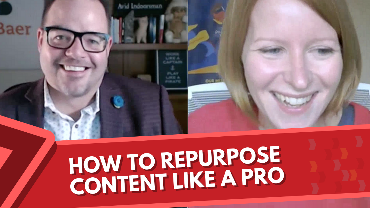 YouTube Publishing Tips & Repurposing A Video Into a Blog Post with Natalie Hailey