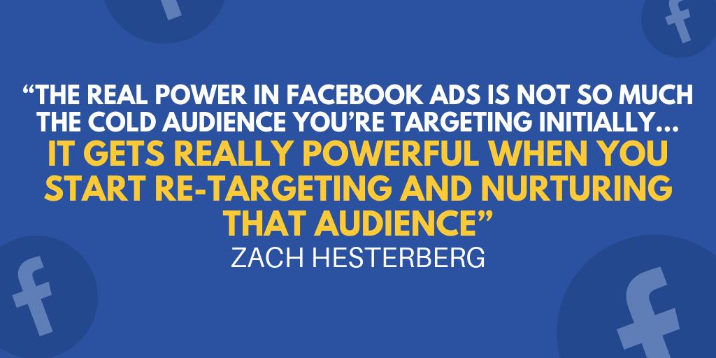 Unlocking Secrets of Facebook Ads & Repurposing with Zach Hesterberg