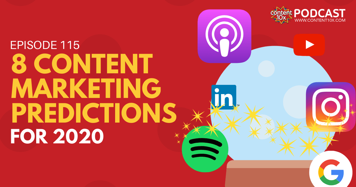 8 Content Marketing Predictions for 2020