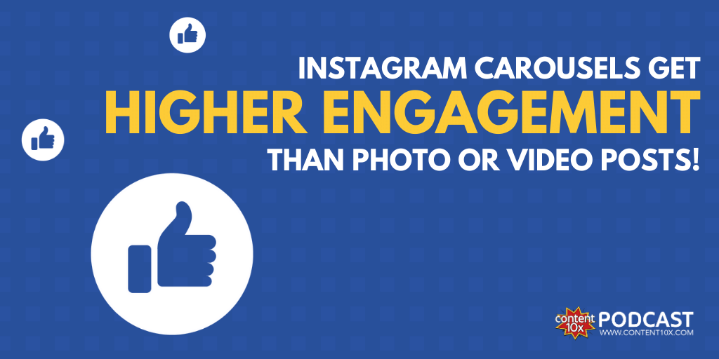 4 Ways to Repurpose Content into an Instagram Carousel