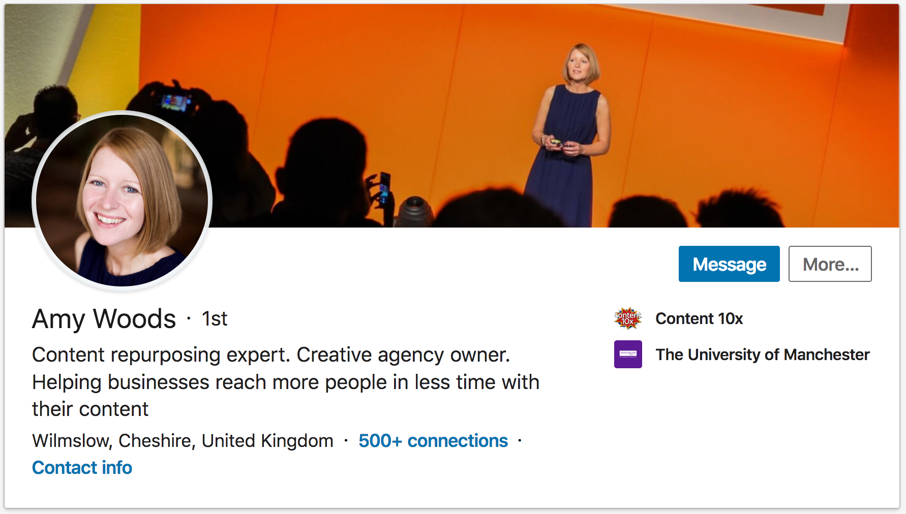 How to Create a Great LinkedIn Profile with Louise Brogan