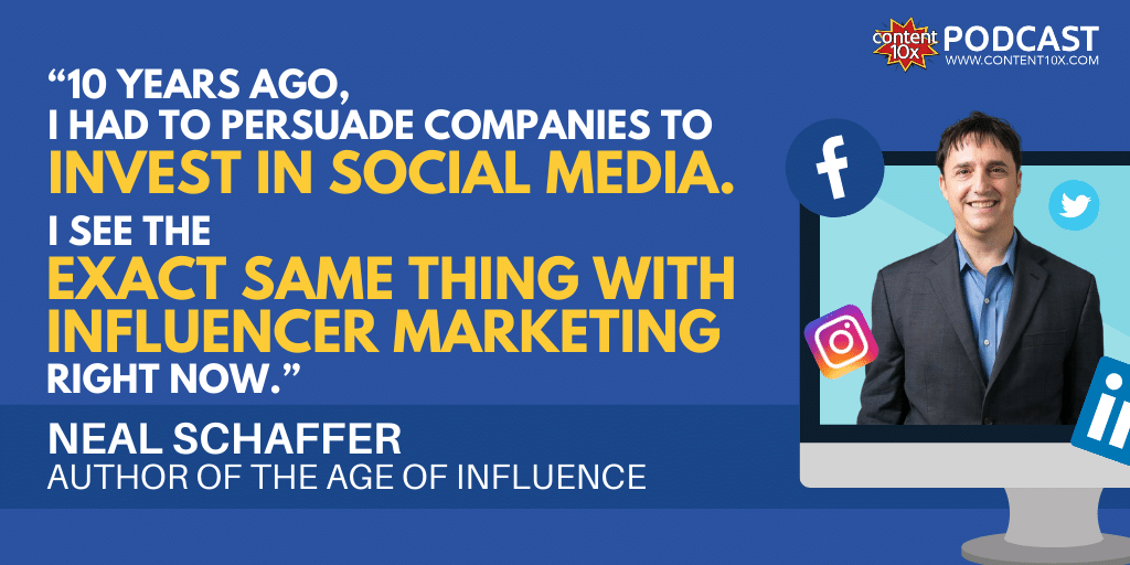 How to Use Influencer Marketing Effectively with Neal Schaffer