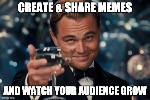 The Great Gatsby meme - create and share memes, watch your audience grow