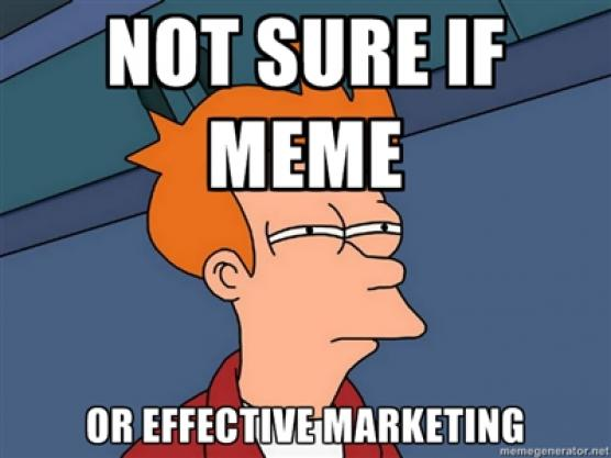 Not Sure If Meme or Effective Marketing