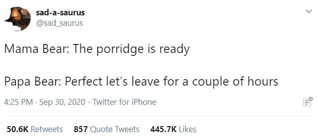 Repurposed Tweet
