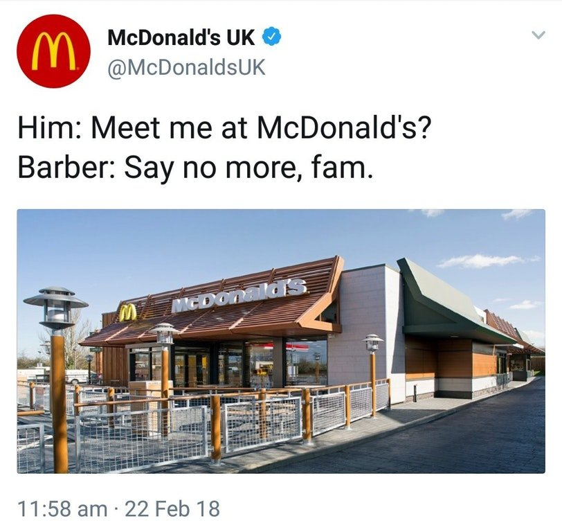 McDonalds failed meme