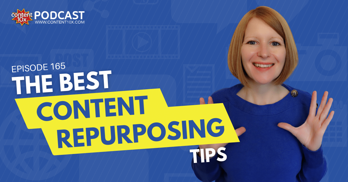 The best content repurposing tips