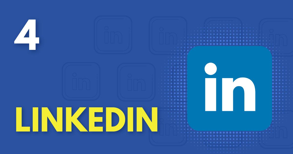4. LinkedIn