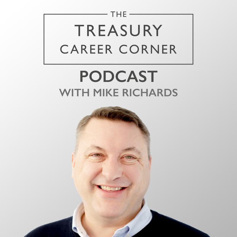 The Treasury Career Corner Podcast Image