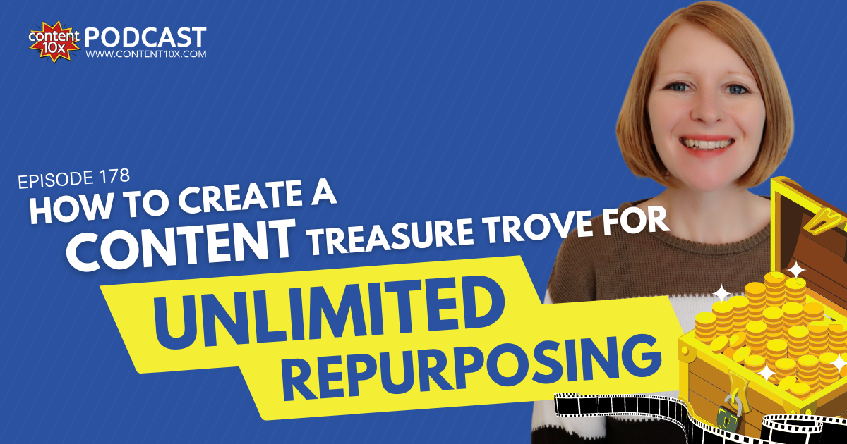 Content Library: How to Create a Content Treasure Trove for Unlimited Repurposing