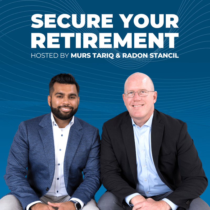 Secure Your Retirement Podcast Image