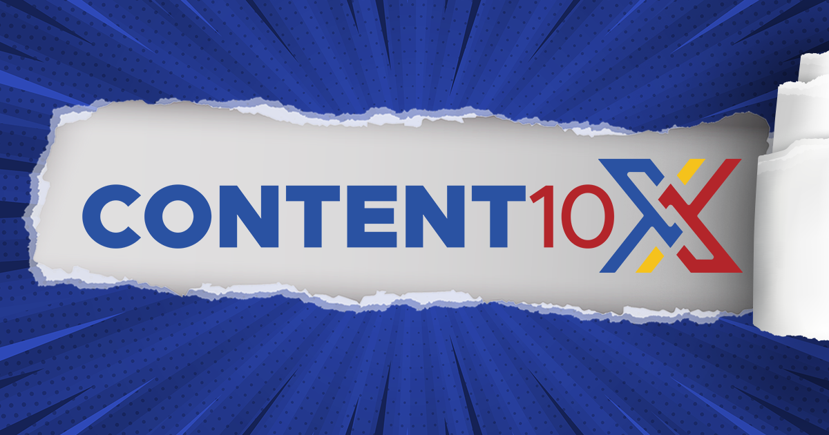 Content 10x Rebranding