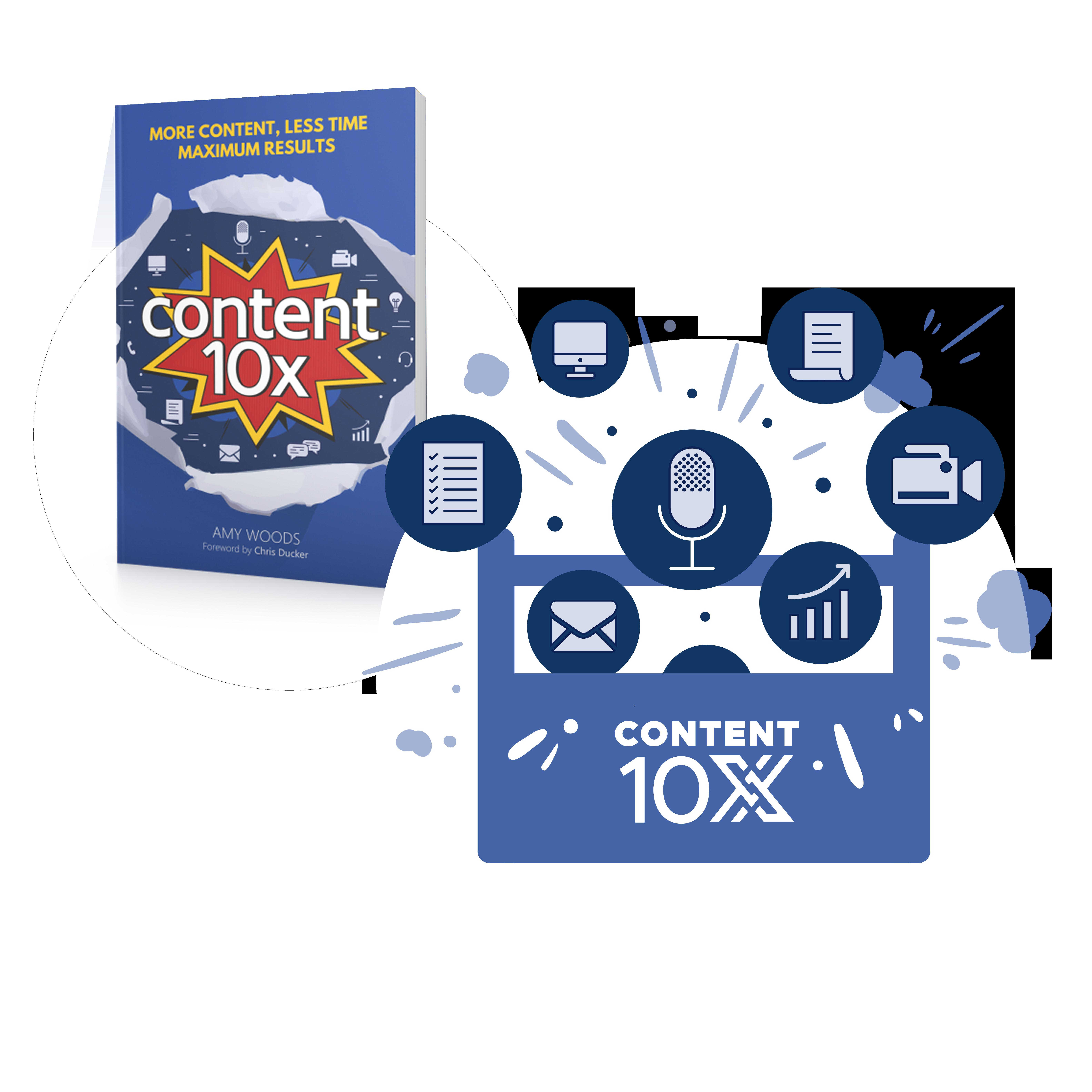 Content10x Book & Toolkit